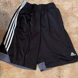 Men's Adidas  Black Shorts. Size S